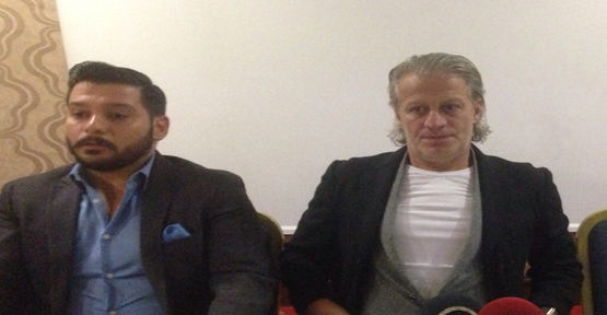 "Hedefim Urfaspor'u Play Of'a Çıkarmak"""
