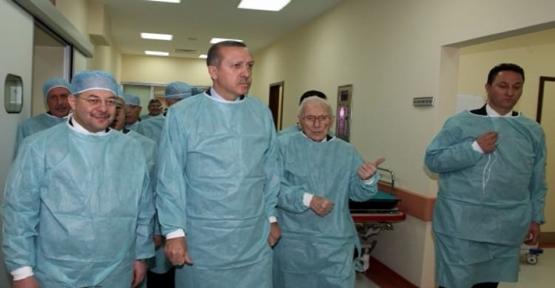 """""""Hedefleri, Erdoğan'ı ameliyatta öldürmekti"""""""
