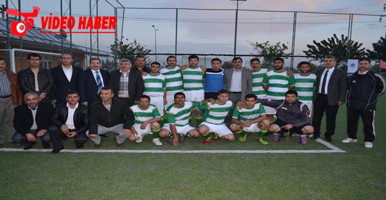 HİZMET-İŞ Sendikası Futbol Turnuvası