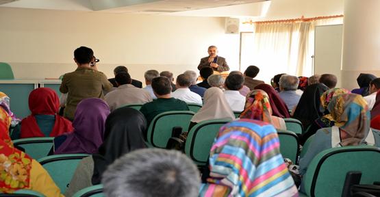 HRÜ İlahiyat Fakültesinde Eğitim Yılı Başladı