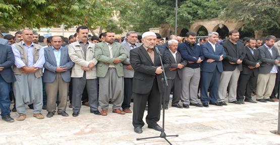 HÜDAPAR'dan  Gıyabı cenaze namazı