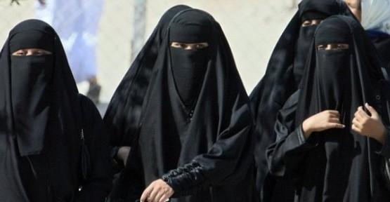 IŞİD militanlarına eş bulabilmek için kadınlara ofis açıyor