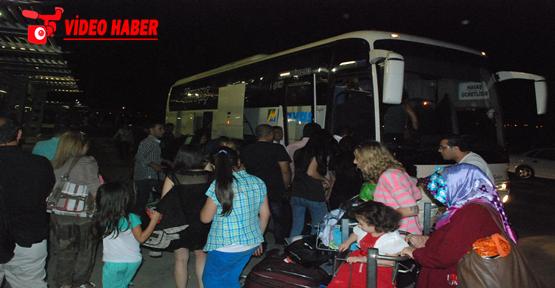 İstanbul-Diyarbakır Uçağı Zorunlu İniş Yaptı