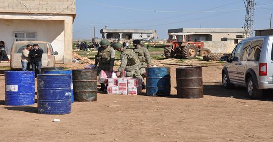 Jandarma ve Polis'ten Dev Kaçakçılık Operasyonu