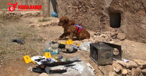 Jandarma'dan Silah ve Eroin Operasyonu