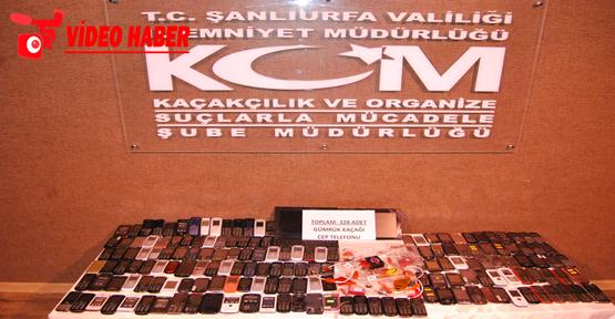Kaçak Elektronik Eşya Operasyonu: 6 Gözaltı