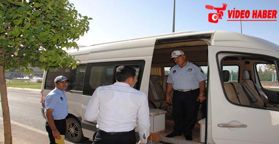 Kaçak Servisler Hakkında Yasal İşlem Yapıldı