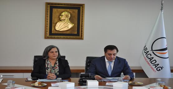 Karacadağ Kalkınma Ajansı Diyarbakır'da Toplandı