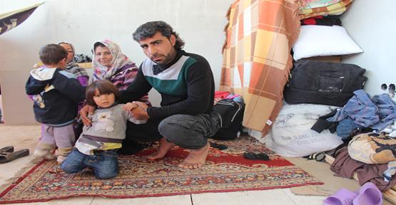 Kız Kardeşi İçin Kobani'den Geldi