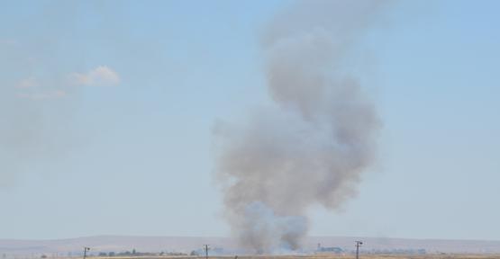 Kobani'de patlamalar devam ediyor