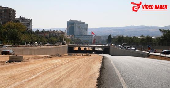 Köprülü Kavşaklar Trafiğe Açılıyor