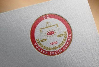 Listeler 18 Eylül'de YSK'ya verilecek