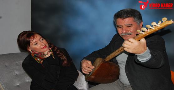 Macar sanatçıdan Urfa türküsü