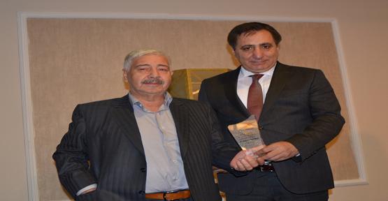 Mahmut Billurcu'ya ödül