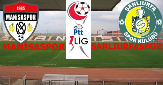 Manisaspor 1-2 Şanlıurfaspor