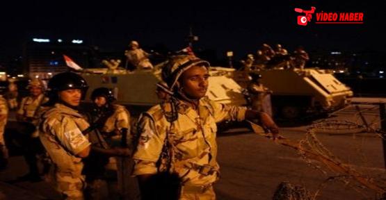 Mısır'da Şiddet Görüntüleri