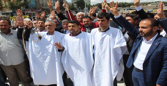 Mısır'daki 529 idam kararı protesto edildi