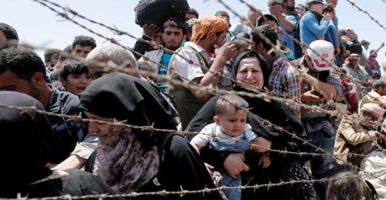 Mülteci göçü kapıda
