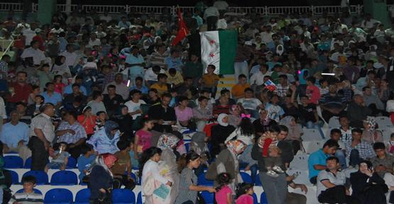 Mültecileri, Türkçe Olimpiyatlarına Katıldı