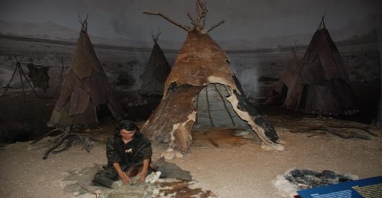 Müze ziyaretçilere kapılarını açtı