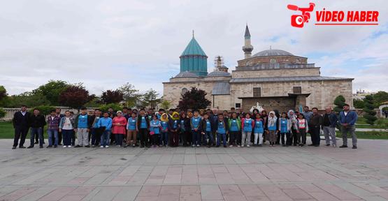 Öğrenciler, Haliliye Belediyesi İle Tarihi Yerinde Öğrendi