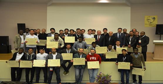 Öğrenciler Harran Üniversitesinde Buluştular
