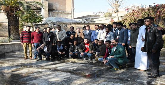 Öğrenciler Urfa'da buluştu