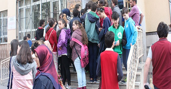 Öğrencilerin TEOG Maratonu Başladı