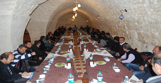 Okul temsilcileriyle toplantı yapıldı