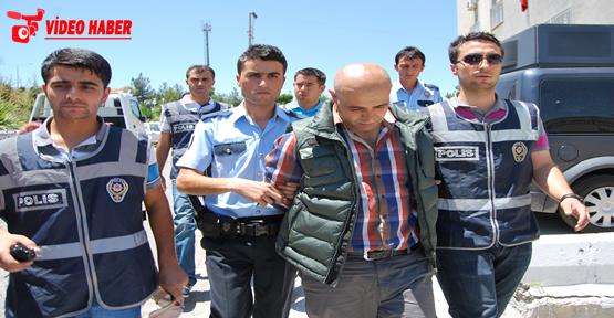 Otagar'da Çarşafı Değiştirirken Yakalandı