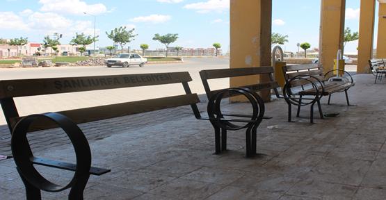 Oturaklar Tahrip Ediliyor