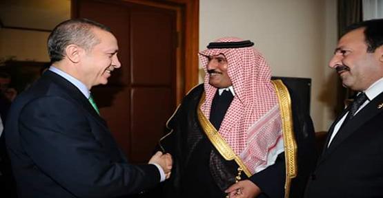 Özcan Erdoğan'a eşlik etti