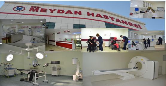 Özel Meydan Hastanesinden ücretsiz hizmet