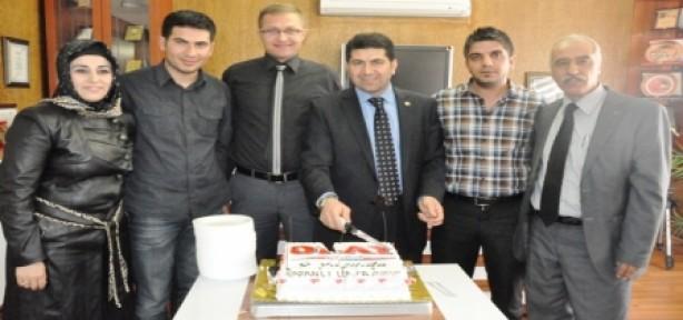 Pastalı 9. yıl kutlaması