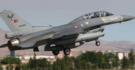 PKK kampları bombalandı
