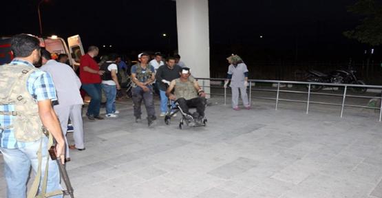 PKK'den hain saldırı, 3 şehit 32 yaralı