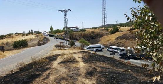 PKK'lılar Urfalı askeri kaçırdı