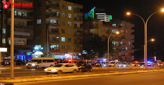 Polis Gelin Arabasına Eskortluk Etti
