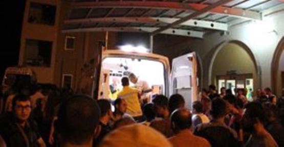 Polise Hain Saldırı: 1 Polis Şehit, 1 Polis Ağır Yaralı