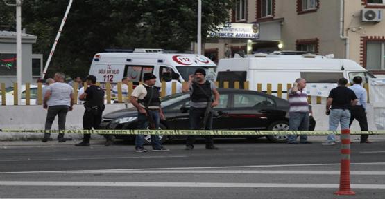 Polise hain saldırı, 2 şehit