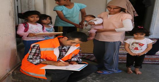 Ramazan ayında Büyükşehirden yardım eli