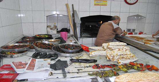 Ramazan'da Tepsilere Fiş