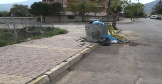 Sahaya atlayan gencin cesedi çöplükte çıktı