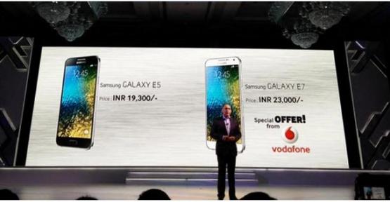 Samsung 2 Farklı Galaxy İle Kulvara Giriyor!