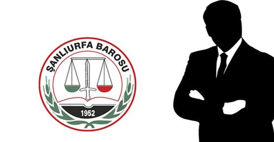 Şanlıurfa Baro seçimi
