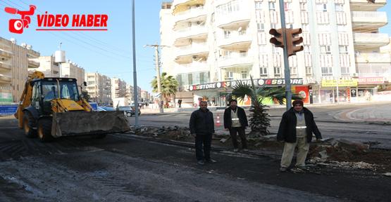 Şanlıurfa, Büyükşehirle Prestij Caddelerine Kavuşuyor