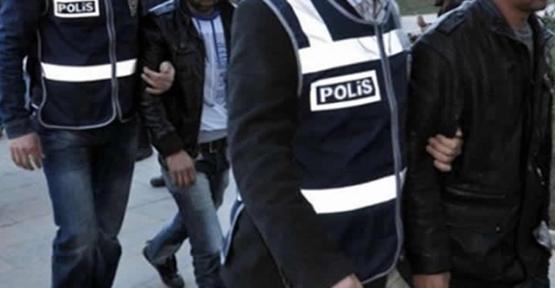 Şanlıurfa 'da Yakalanan 13 Kişi Adliyeye Sevk Edildi