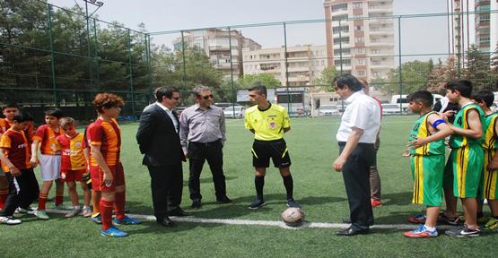 Şanlıurfa Emniyetinden futbol turnuvası