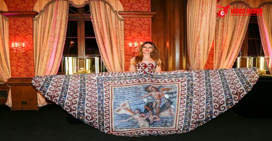 Şanlıurfa Mozaikleri Dünyaya Tanıtıldı