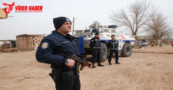 Şanlıurfa Sınır Kaçakçılığı; 4 Gözaltı